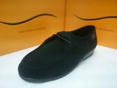 Zapatilla Doctor Cutillas Invierno Mod 721 Negro