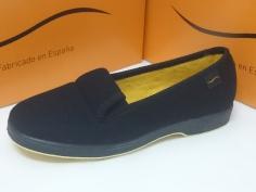 Zapatilla Doctor Cutillas Invierno Mod 472 Negro