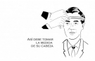 Sombrero Perforado Tostado