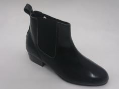 Bota Flamenca Negro