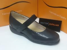 Zapato Doctor Cutillas Mod 53924 Negro