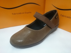 Zapatilla Doctor Cutillas Invierno Mod 3653 Brandy