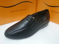 Zapato Doctor Cutillas Invierno Mod 67359 Negro