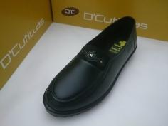 Zapato Doctor Cutillas Invierno Mod 31371 Negro