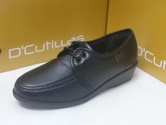 Zapato Doctor Cutillas Invierno Mod 6326 Negro