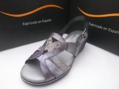 Zapato Doctor Cutillas Verano Mod 32166 Antracita