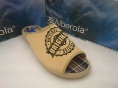 Zapatilla Alberola Verano Mod AC 3340 Beig
