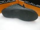 Zapatilla Doctor Cutillas Invierno Mod 21251 Negro