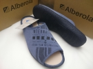 Zapatilla Alberola Verano Mod LC9372 Marino