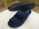 Zapatilla Alberola Verano Mod AC 1251 Azul