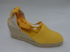 Valenciana Cintas Señora Amarillo