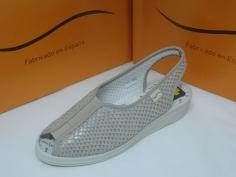 Zapatillas Señora Doctor Cutillas Mod 9821 Salinas Beig