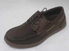 Zapato Caballero Nautico Marrón