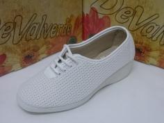 Zapatilla Señora De Valverde Mod 791 Blanco